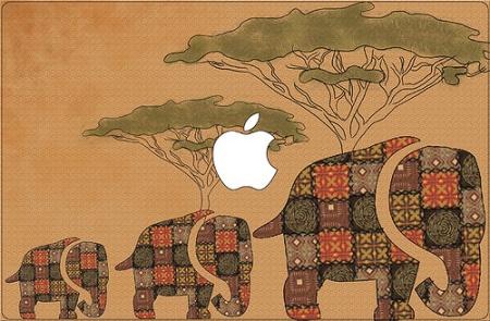 3 слона ноутбук