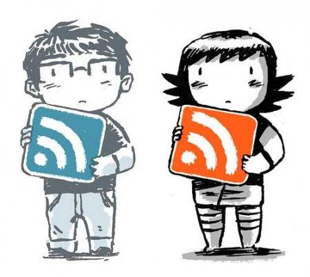 Раскрутка блога с помощью RSS