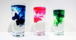 Цветовое Восприятие Сайта