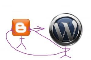 Как Перенести Свои Записи с Blogger на WordPress (Вордпресс)