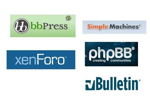 Как Создать Свой Форум bbpress phpbb bulletin xenforo smf