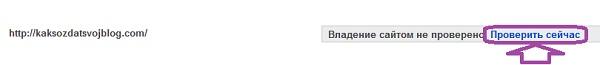 Верификация сайта в Bing
