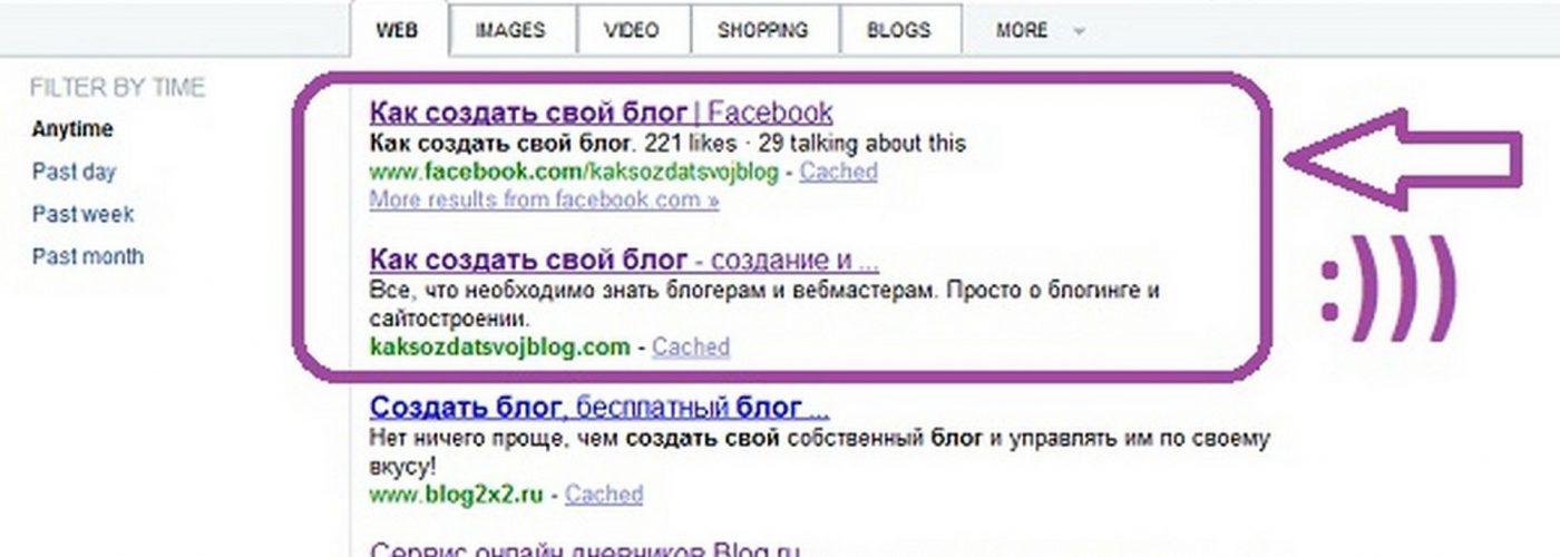 Как Добавить Сайт в Yahoo