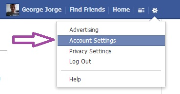 Как Зарегистрироваться в Facebook. Шаг 6.