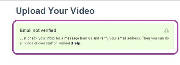Как Добавить Видео на Vimeo 4