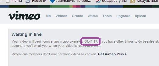 Как Добавить Видео на Vimeo 9