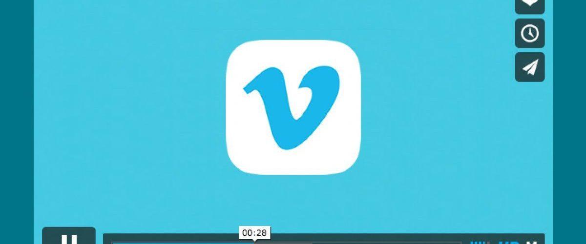 Как добавить видео на Vimeo