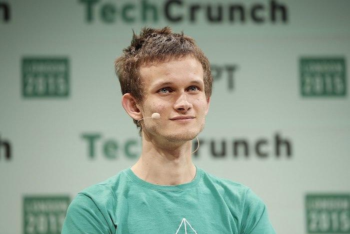 Виталик Бутерин, основатель Ethereum