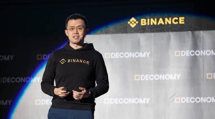 Чанпэн Чжао, основатель Binance